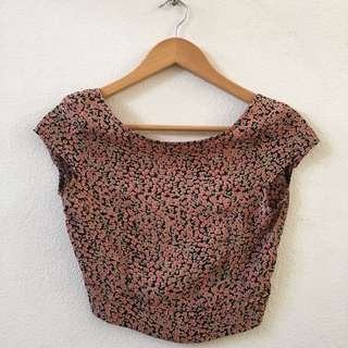 Brandy and Melville Crop top