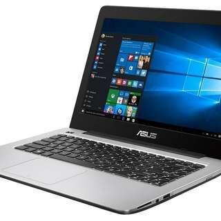 Kredit Laptop Asus A442UQ Core i5 Free 1x Cicilan