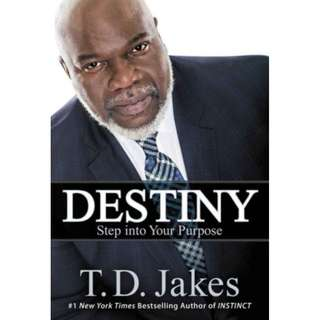 [eBook] Destiny - Step into Your Purpose - T. D. Jakes