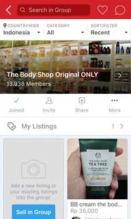 The Body Shop Group