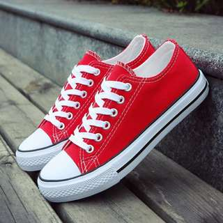 Korean fashion mens shoes canvas converse similar #6621