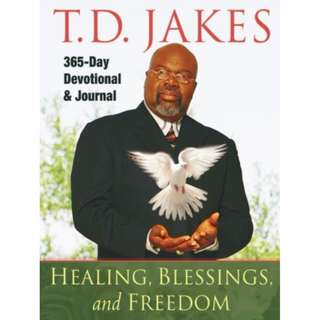 [eBook] Healing, Blessings, and Freedom - T.D. Jakes