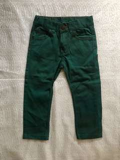 H&M green pants