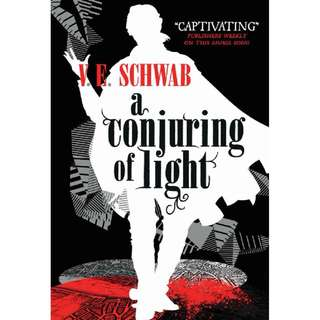 A Conjuring of Light - V.E. Schwab (ebook)