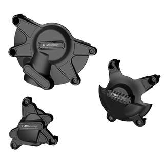 GB RACING YZF-R1 STOCK ENGINE COVER SET 2009 - 2014