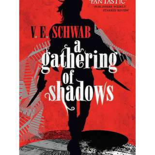 Gathering of Shadows (A Darker - V.E. Schwab (ebook)