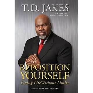[eBook] Reposition Yourself - T.D. Jakes