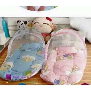 BABY BED FOAM