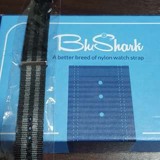 (Brand New) BluShark AlphaShark 20mm SLIM Bond NATO