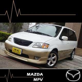 MAZDA MPV 2.5 2000