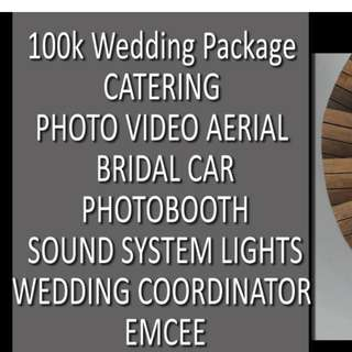 Affordable Wedding /Debut Package SDE Prevent pictorial
