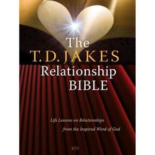 [eBook] The T.D. Jakes Relationship Bible