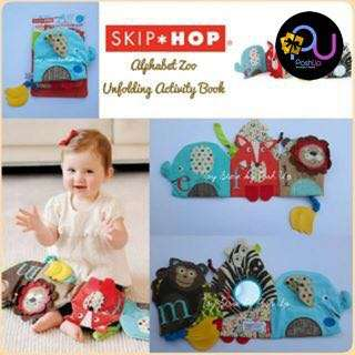 SkipHOP Unfolding Activity Zoo Clothbook