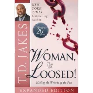 [eBook] Woman Thou Art Loosed! - T.D. Jakes