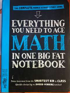 Everything You Need To Know To Ace Maths