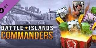 Battle Islands: Commanders - Exclusive E3 Crate Steam Code