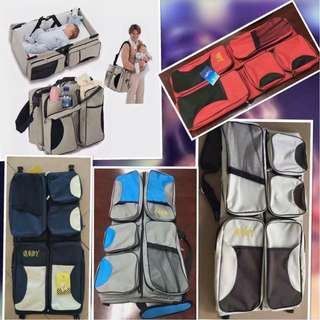 Baby bag 2in1
