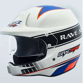 Gracshaw G 727 (BLUETOOTH HELMET)