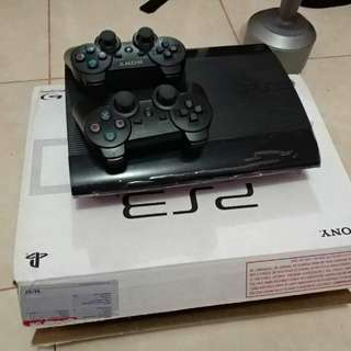 PS 3 super slim ode/cfw