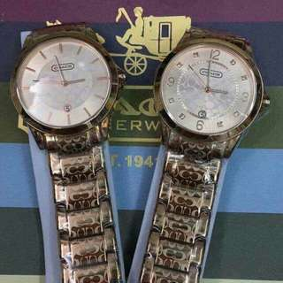 Coach High Quality Replica Watches @Low price