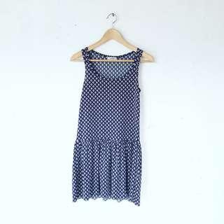 Pull & Bear Pattern Casual Dress