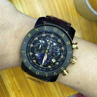 Bvlgari High Quality Replica Mens Watch