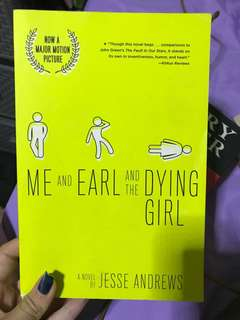 Me and Earland the Dying Girl