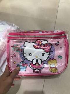 Tas lunch box hellokitty