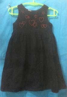 Denim Dress 4-6yo