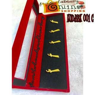 Butang Baju Melayu Keris (free postage  SM /SS)