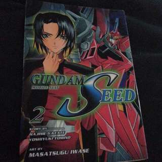 Gundam seed mobile suit 2