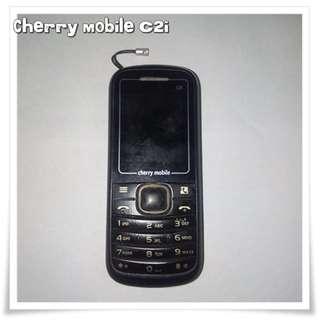 Defective: Cherry mobile c2i