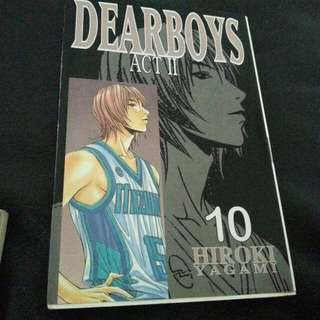Dearboys ACT II-10