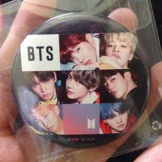 BTS Button Badge