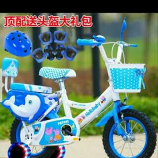 Size 14/16/18  /   kids bicycle