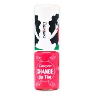 DARKNESS Change Lip Tint - Made in Korea - Red Gel