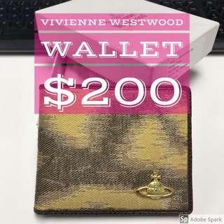 [90%NEW] Vivienne Westwood Wallet