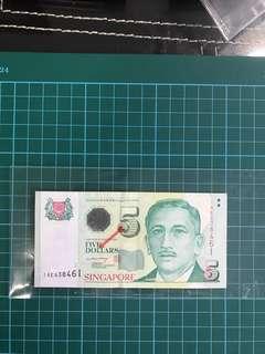 $5 Yusof Series
