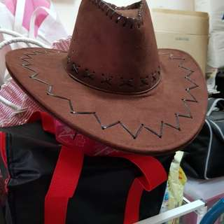 (Preowned) Cowboy's / Woody's hat - Toys story