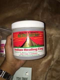 Aztec Secret Indian Healing Clay, Etude House, Skin Food, Gel Hut