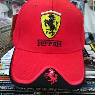 Ferrari Set Clothes