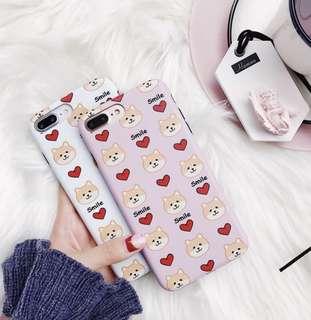 Corgi iphone casing iPhone 6/7/8/7plus8plus