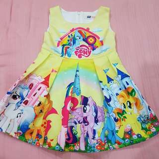 Cartoon Dress