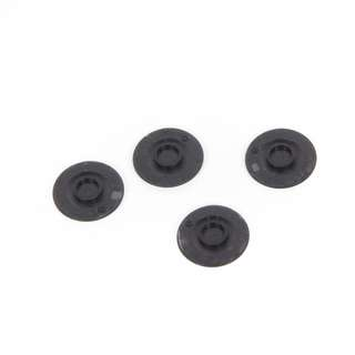 """4pcs for Apple MacBook Pro Replacement Feet Foot Kit 13""""/15""""/17"""""""