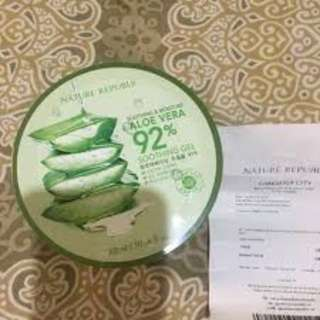 Jastip aloe vera natural republic