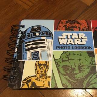 Star Wars Photo Logbook (Collector's Item)