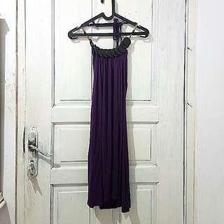 #BONUSMARET DRESS PURPLE