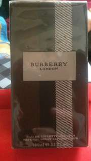 New Perfume Burberry London