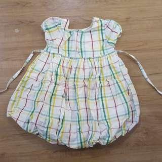 Poney girl dress