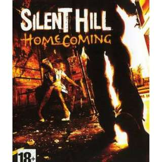 Silent Hill Homecoming [GAME PC LAPTOP]